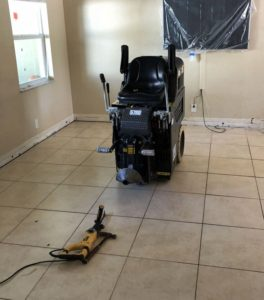 Tile floor removal and installation - Flooring Removal Loxahatchee, West Palm Beach, Royal Palm Beach, Wellington - Bedard and Son Installations