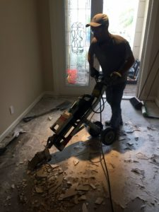 Flooring Removal Loxahatchee, West Palm Beach, Royal Palm Beach, Wellington - Bedard and Son Installations