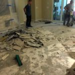 Flooring Removal and Concrete Grinding - Bedard and Son Installations - Loxahatchee, Palm Beach, Dade, Broward Martin Count