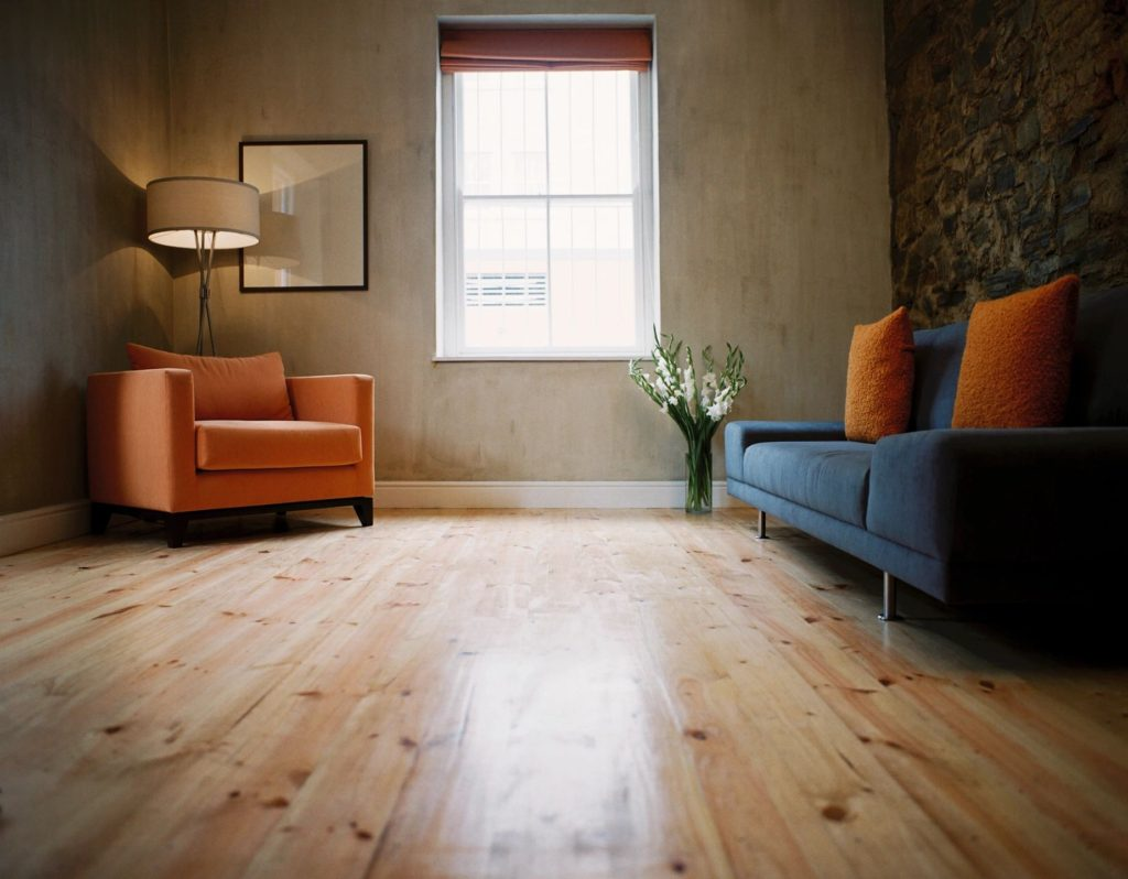 Flooring care and maintenance