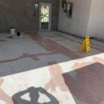 Epoxy Flooring Installation Palm Beach County, West Palm Beach, Loxahatchee, Wellington, Royal Palm Beach, Jupiter, Palm Beach Gardens - Bedard and Son Installations - Garage Floor Prep