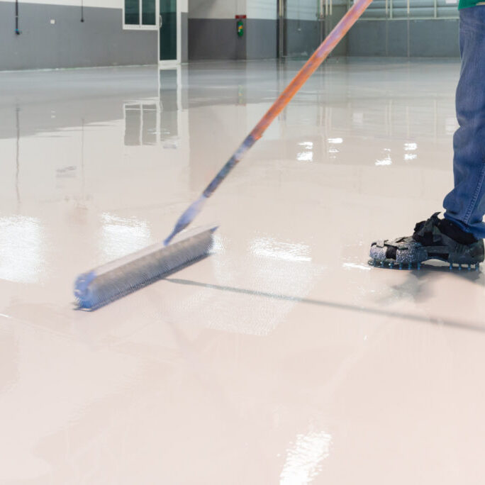 Epoxy Flooring Contractor - Palm Beach County - Bedard and Sons Installations